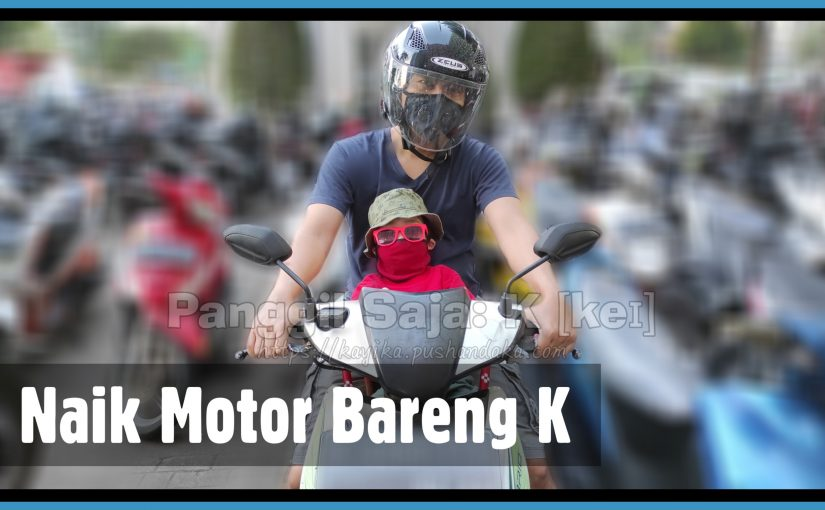 Bersepeda Motor Mengusir Jenuh